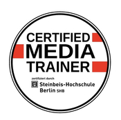 Logo Certified Media Trainer